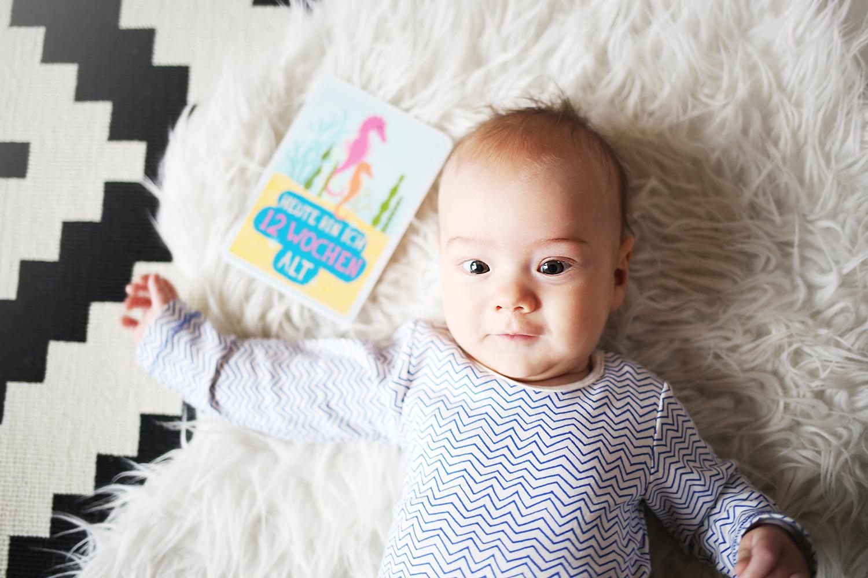 Baby 13 Wochen Gewicht